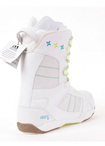 Tanie Buty snowboardowe Morrow SKY
