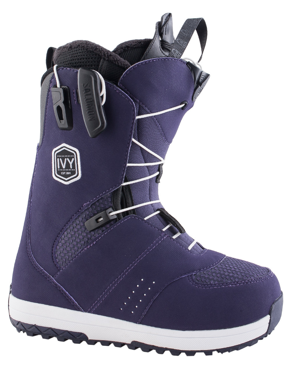 Buty snowboardowe Salomon Ivy Nightshade Grey | Silesia Sport
