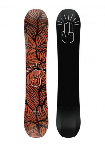 Deska snowboardowa Bataleon Push UP