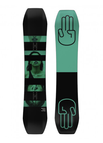 Deska snowboardowa Bataleon Wallie Wide