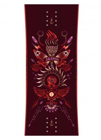 Deska snowboardowa Salomon Gypsy Grom