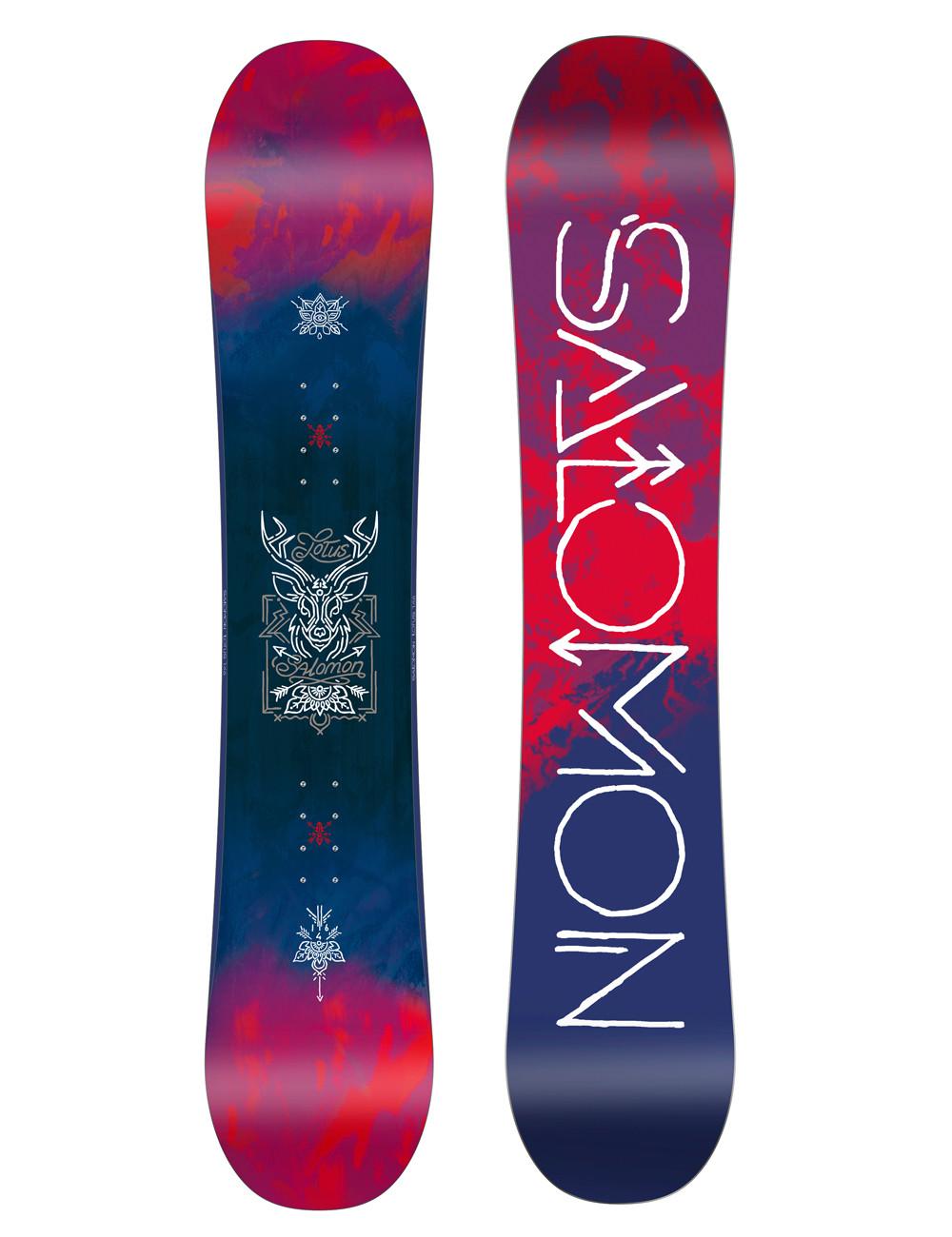 مسرحي يطبخ شق Deski Snowboardowe Salomon Dsvdedommel Com