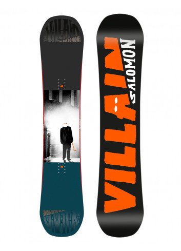 Deska snowboardowa Salomon Villain Grom Wide