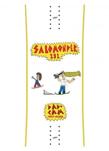 Deska snowboardowa Salomon Salomonder