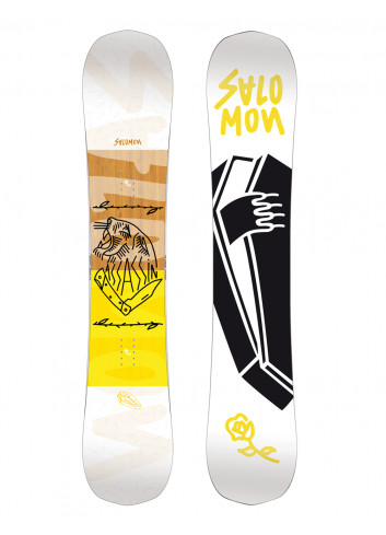 Deska snowboardowa Salomon Assassin