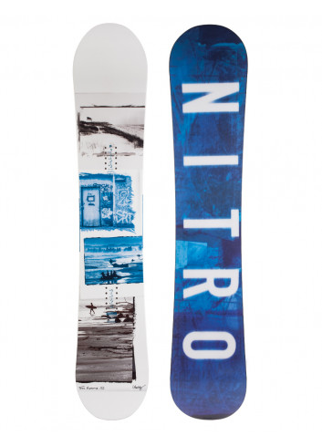 Deska snowboardowa Nitro Team Exposure True Camber