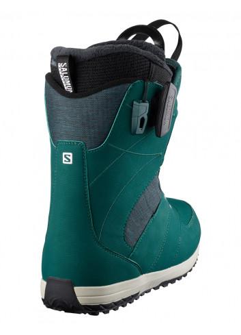 buty snowboardowe salomon damskie