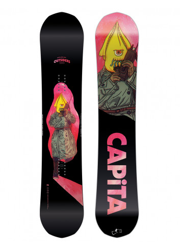 Deska snowboardowa Capita The Outsiders