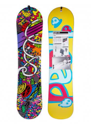 Deska snowboardowa Head Rowdy Kid