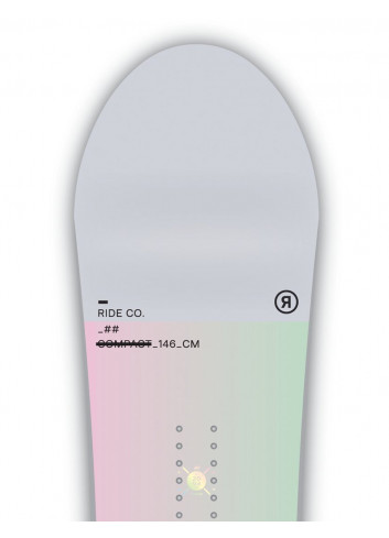 Deska snowboardowa Ride Compact