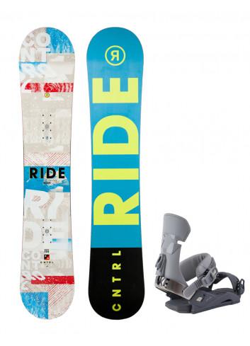 Zestaw Ride Control 155 + Drake Reload L/XL