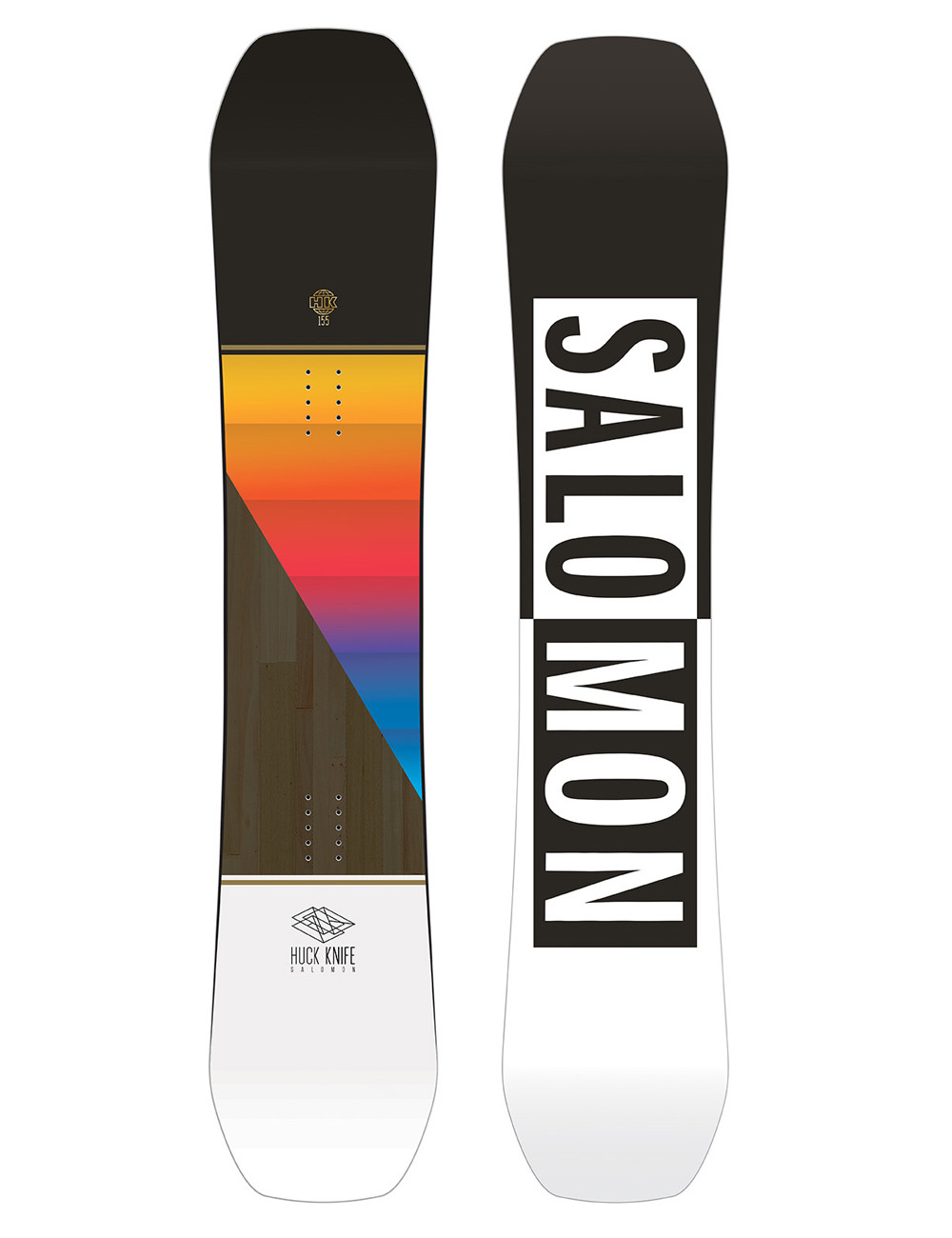 Deska snowboardowa Salomon Huck Knife Wide