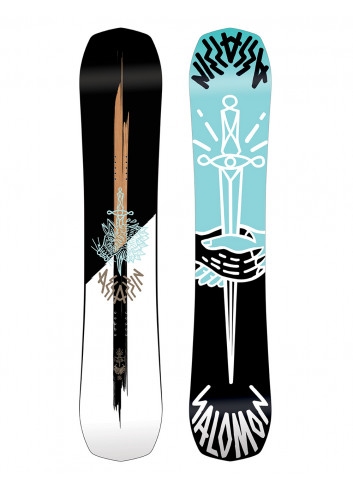 Deska snowboardowa Salomon Assassin Wide