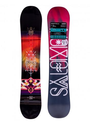 Deska snowboardowa Salomon Subject Women