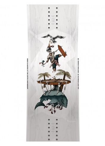 Deska snowboardowa dziecięca Capita Mini Scott Stevens