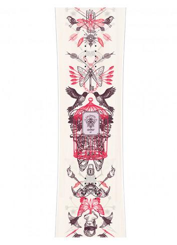 Dziecięca Deska snowboardowa Salomon Gypsy Grom