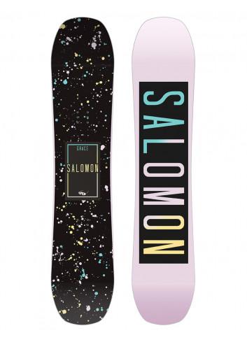 Dziecięca Deska snowboardowa Salomon Grace