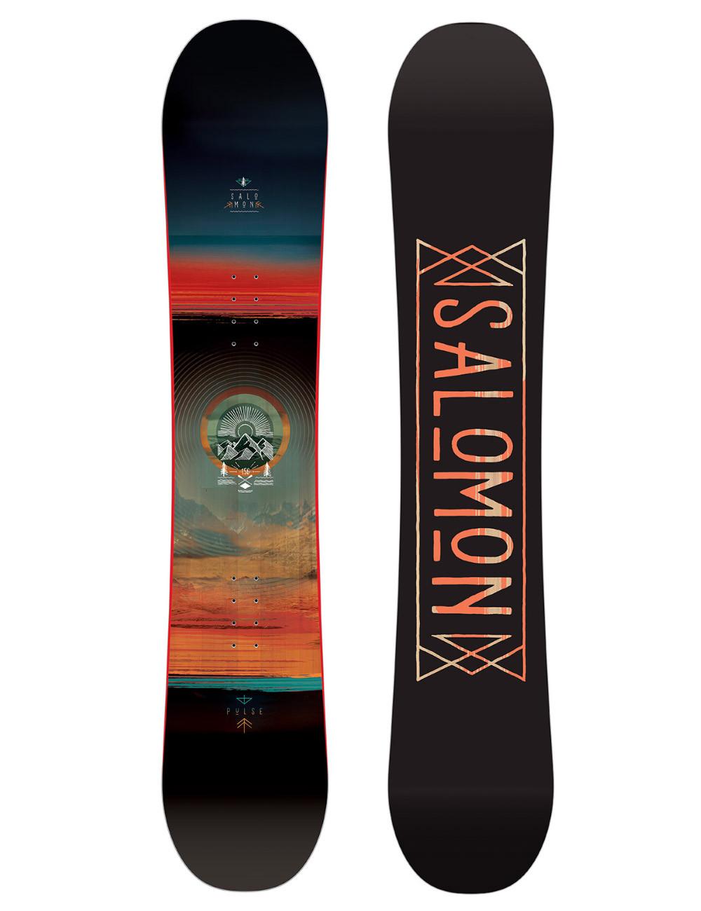 Deska snowboardowa Salomon Pulse