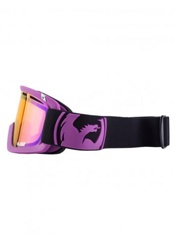 Gogle Dragon D2 Pop Purple