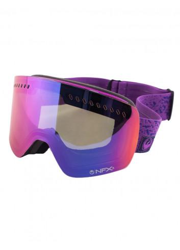 Gogle Dragon NFXs Stone Violet