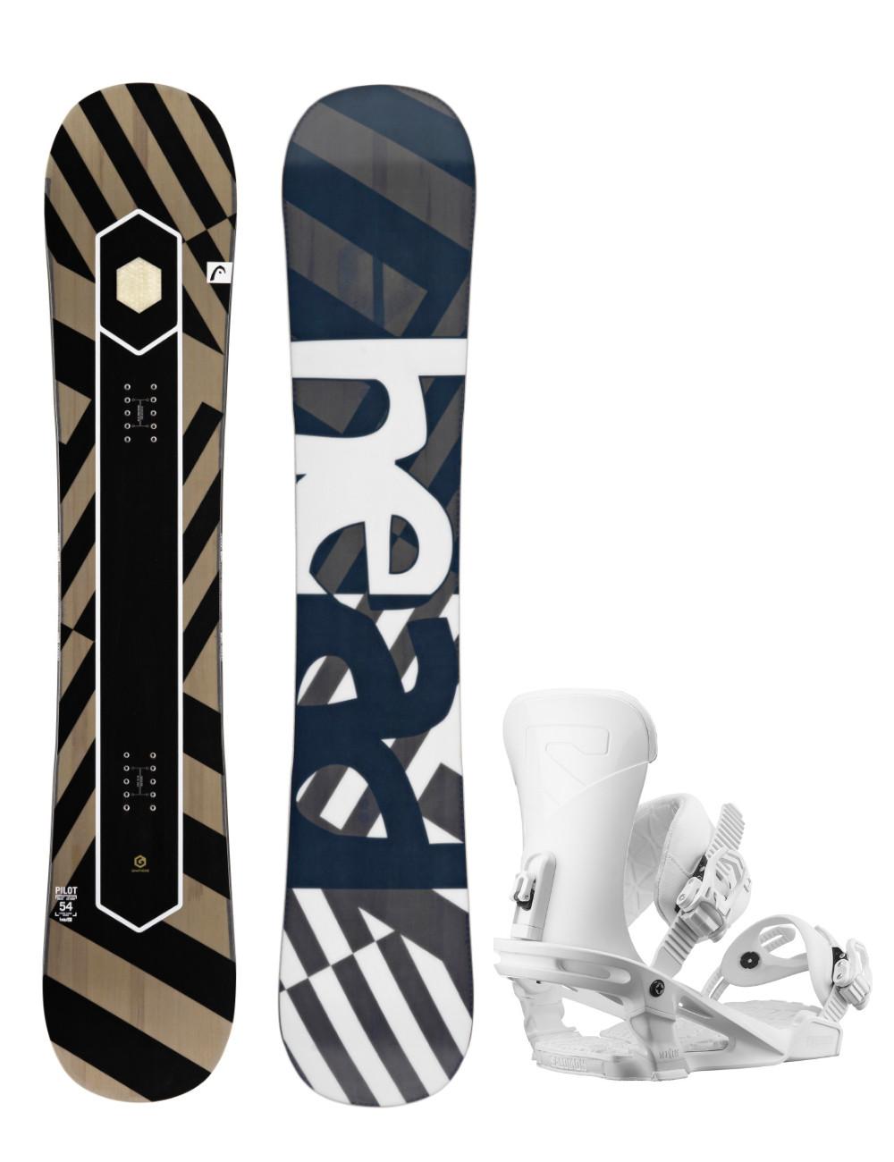 Salomon White New Super 8 Snowboard | REMOVED | Snowboarding