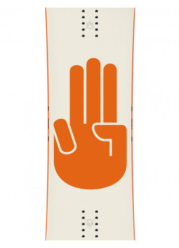 Deska snowboardowa Bataleon Chaser Wide