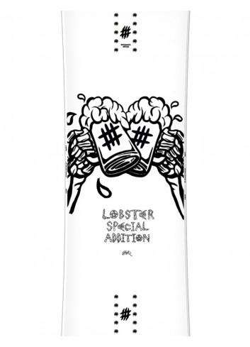Deska snowboardowa Lobster Schoph Artist Edition