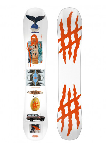 Deska snowboardowa Lobster Stomper