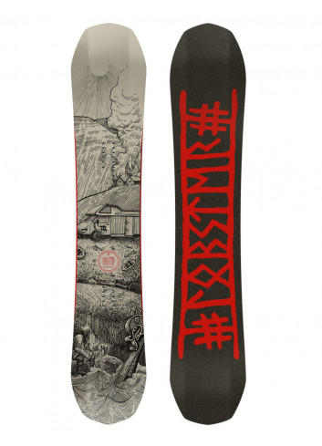 Deska snowboardowa Lobster Danny Larsen