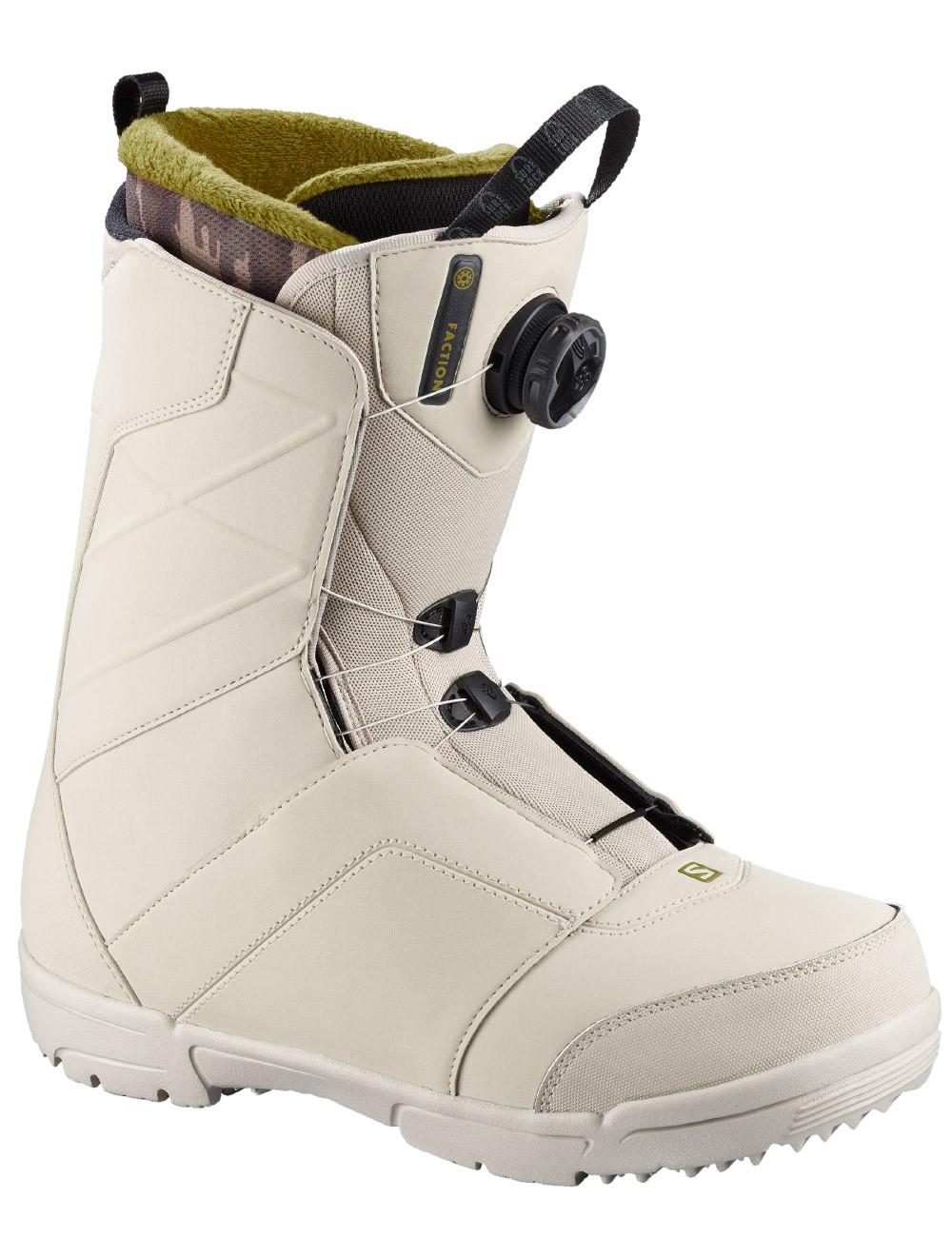 Buty snowboardowe Salomon Faction BOA