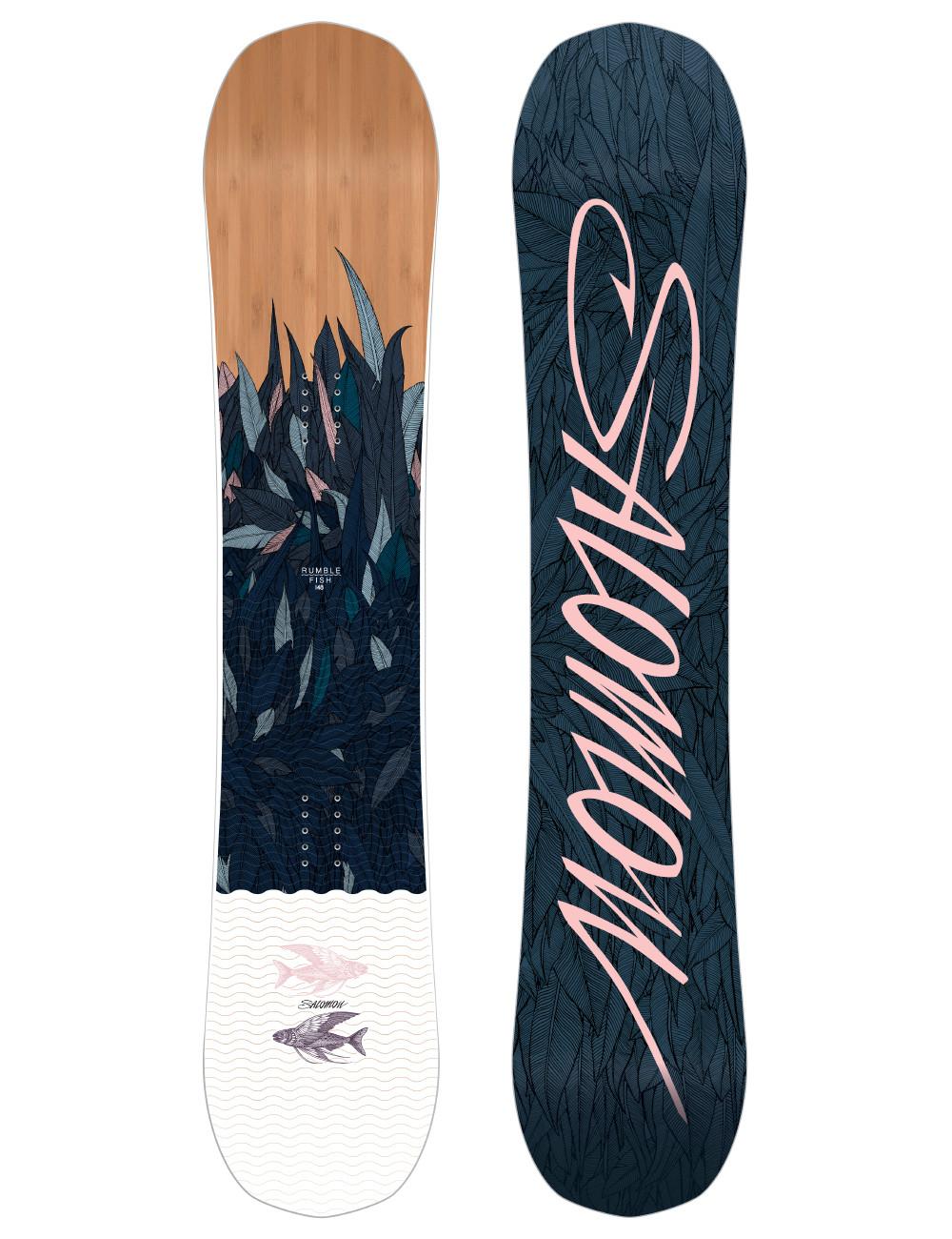 Deska snowboardowa Salomon RUMBLE FISH | GOLD SPORT