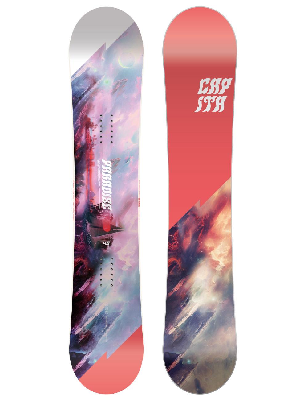 Deska snowboardowa Capita Paradise