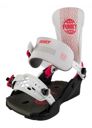 Wiązania snowboardowe Union Force X Funky Snowboards