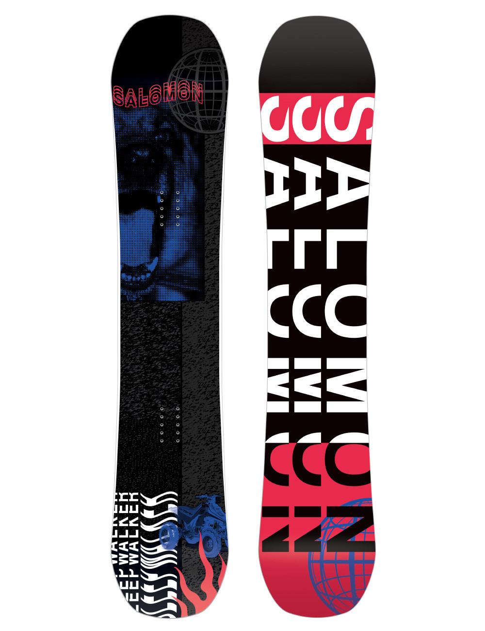 Deska snowboardowa Salomon Sleepwalker Wide