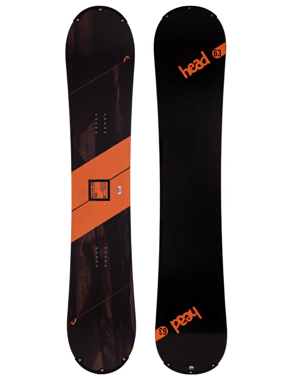Deska snowboardowa Head Rocka 4D