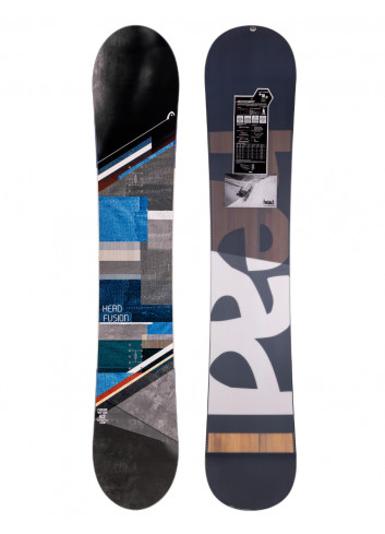 Deska snowboardowa Head Fusion Wide
