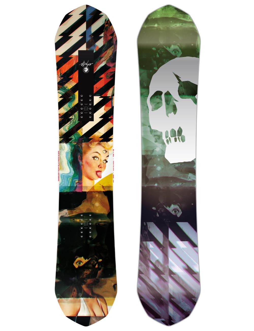 Deska snowboardowa Capita Ultrafear Wide
