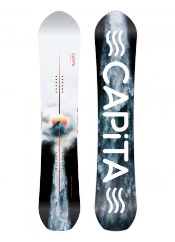 Deska snowboardowa Capita Equalizer by Jess Kimura