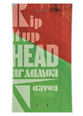 Zestaw Head Rowdy JR + Union Cadet Pro S