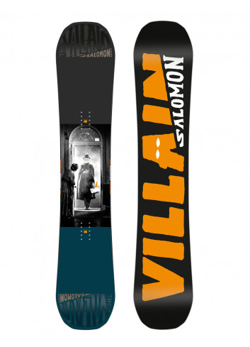 Deska snowboardowa Salomon Villain Wide