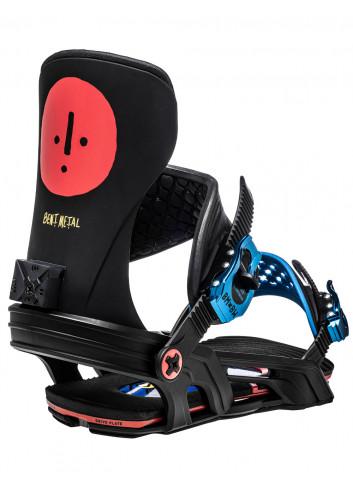 Wiązania snowboardowe Bent Metal Axtion