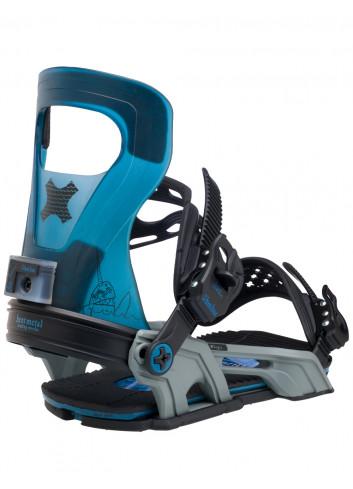 Wiązania snowboardowe Bent Metal Logic