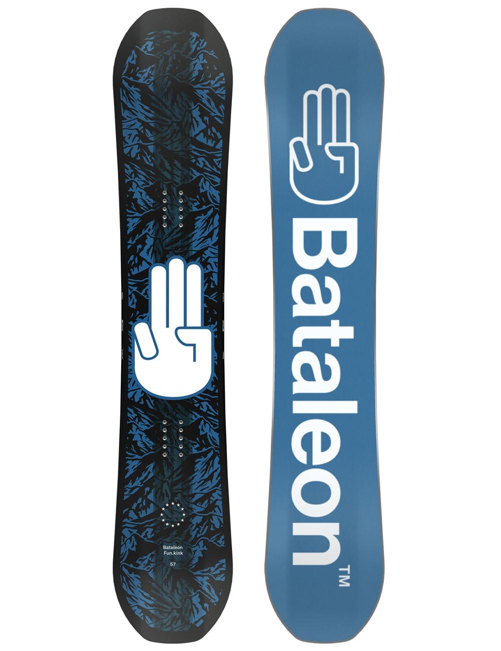 Deska snowboardowa Bataleon Fun.Kink Wide