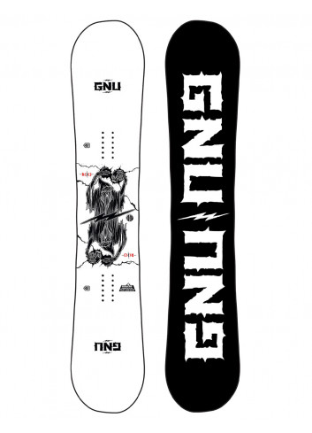 Deska snowboardowa GNU Riders Choice C3