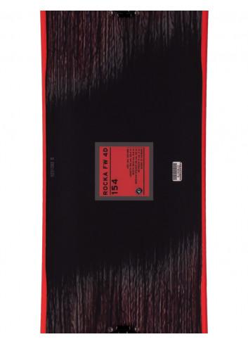 Deska snowboardowa Head Rocka FW 4D Speeddisc
