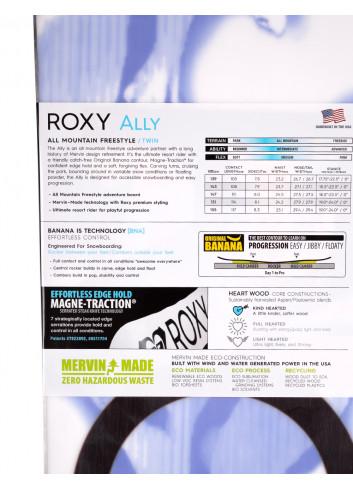 Deska snowboardowa Roxy Ally