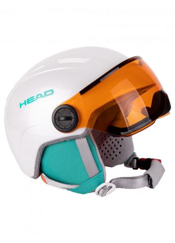 Kask narciarski z szybą Head MAJA VISOR