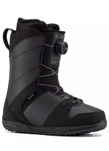 Buty snowboardowe Ride Anthem Black