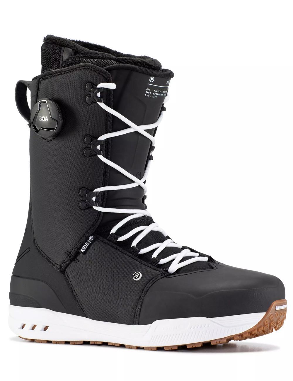 Buty snowboardowe Ride Fuse Black