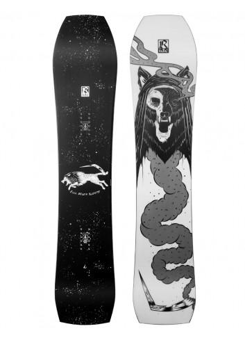 Deska snowboardowa Ride Reaper Wolf Warpig LTD